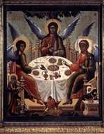 Filatyev, Tichon - The Hospitality of Abraham (The Old Testament Trinity)