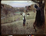 Nesterov, Mikhail Vasilyevich - The Vision of the Youth Bartholomew