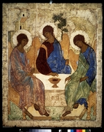 Rublev, Andrei - The Holy Trinity