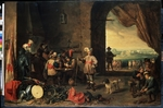 Teniers, David, the Younger - The Guardroom