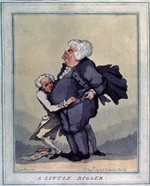 Rowlandson, Thomas - A little bigger