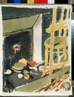 Vuillard, Édouard - At the hearth
