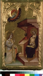 Simone dei Crocefissi - The Annunciation