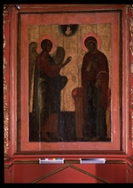 Russian icon - The Annunciation of Ustyug