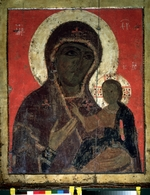 Russian icon - The Virgin Hodegetria