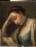 Rotari, Pietro Antonio - Female portrait