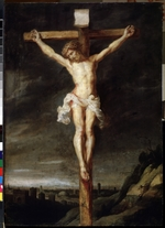 Rubens, Pieter Paul - The Crucifixion