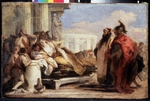 Tiepolo, Giambattista - The Death of Dido