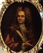 French master - Portrait of Robert Walpole, 1. Earl of Orford (1676-1745)
