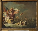 Roode, Theodorus, de - Allegory of the Victory of Chesma