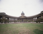 Voronikhin, Andrei Nikiforovich - The Kazan Cathedral in Saint Petersburg