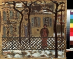 Bonnard, Pierre - Behind the Fence