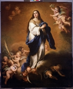 Murillo, Bartolomé Estebàn - The Immaculate Conception of the Virgin