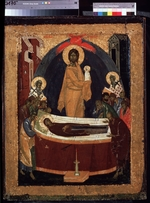 Theophanes the Greek - The Dormition of the Virgin