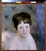 Renoir, Pierre Auguste - Head of a Woman