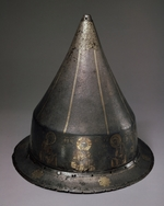 Byzantine Master - Helmet with the Deesis