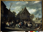Teniers, David, the Younger - Peasant Wedding