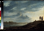 Cuyp, Aelbert - Sunset over the River
