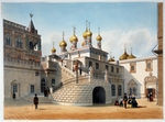 Benoist, Philippe - View of the Boyar Platform of the Terem Palace in the Moscow Kremlin