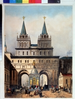 Müller, Andreas Jakob Heinrich - The Resurrection Gate in Moscow