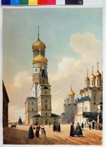 Benoist, Philippe - The Ivan the Great Bell Tower in the Moscow Kremlin