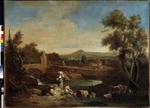Zuccarelli, Francesco - Landscape with a river