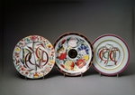 Chekhonin, Sergei Vasilievich - Plates with emblemes of the Russian Federation