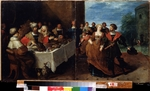 Francken, Frans, the Younger - Herod's Feast