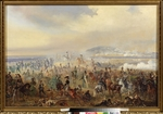 Willewalde, Gottfried (Bogdan Pavlovich) - The Battle of Leipzig in October 1813