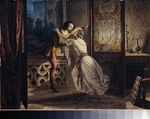 Briullov, Karl Pavlovich - Romeo and Juliet