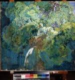 Kravchenko, Alexei Ilyich - At a pond