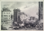 Anonymous - Paris. The July Revolution of 1830