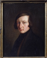 Anonymous - Portrait of the author Heinrich Heine (1797-1856)