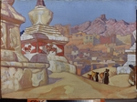 Roerich, Nicholas - Steed of Good Fortune (From Maitreya suite)