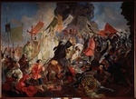 Briullov, Karl Pavlovich - The Siege of Pskov by Stephen Báthory in 1581