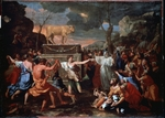 Poussin, Nicolas - The Adoration of the Golden Calf