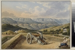 Meier, Johann Jakob - The Kislovodsk Fortress (Battery in the mountains)