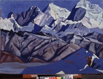 Roerich, Nicholas - Red Horses