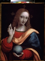 Giampietrino - Salvator Mundi (Saviour of the World)