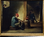 Teniers, David, the Younger - A musician