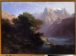 Calame, Alexandre - Mountain Lake