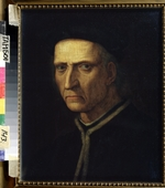 Ghirlandaio, Ridolfo - Portrait of a man