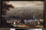 Larmessin, Nicolas IV de - The Battle of Poltava on 27 June 1709