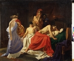 Ge, Nikolai Nikolayevich - Achilles Lamenting the Death of Patroclus