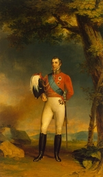 Dawe, George - Portrait of Field Marshal Arthur Wellesley, 1st Duke of Wellington (1769-1852)