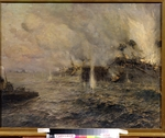 Chumakov, Arkadi Afanasyevich - The Battle of Tsushima on May 27, 1905