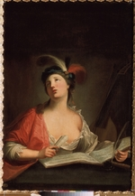 Nattier, Jean-Marc - Allegory of Music