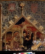 German master - The Annunciation