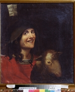Dossi, Dosso - Peasant with a Sheep