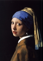 Vermeer, Jan (Johannes) - The Girl With The Pearl Earring
